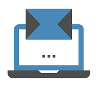 Servicio de cuentas de correo